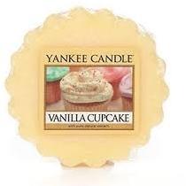 Wosk zapachowy - Yankee Candle Vanilla Cupcake Wax Melts — фото N1