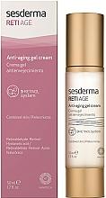 Kup Przeciwstarzeniowy żel-krem do twarzy - SesDerma Laboratories RetiAge Anti-Aging Gel Cream