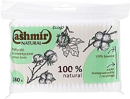 Kup Patyczki kosmetyczne, 160 szt. - Cashmir Natural Cotton Buds