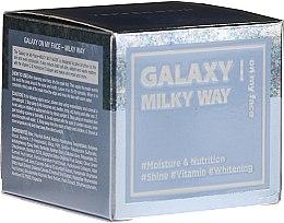 Kup Odżywcza maska peelingująca do twarzy - Dermal Yeppen Skin Galaxy Milky Way On My Face