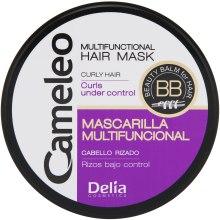 Kup Multifunkcyjna maska do włosów kręconych Loki pod kontrolą - Delia Cameleo Mask