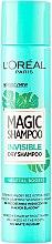 Kup Suchy szampon do włosów - L'Oreal Paris Magic Shampoo Invisible Dry Shampoo Vegetal Boost