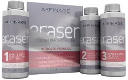 Kup Zestaw do dekoloryzacji włosów - Affinage Salon Professional Eraser Colour Removal System