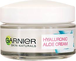 Kup Lekki krem odżywczy do twarzy - Garnier Skin Naturals Hyaluronic Aloe Day Cream