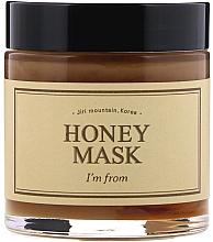 Kup PRZECENA! Miodowa maska do twarzy - I'm From Honey Mask *
