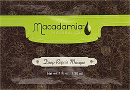 Kup Maska głęboko odbudowująca Olej makadamia - Macadamia Natural Oil Deep Repair Masque (próbka)