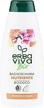 Kup Żel do kąpieli z wyciągiem z migdałów - Erba Viva Bio Nutrient Almonds&Argan