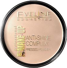 Kup Matujący puder mineralny z jedwabiem - Eveline Cosmetics Art Professional Make-Up
