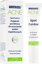 Kup Punktowy preparat na trądzik - Novaclear Acne Spot Control