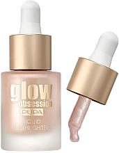Rozświetlacz do twarzy - Pupa Glow Obsession Liquid Highlighter  — фото N2