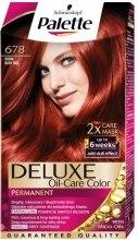 Kup Trwała farba do włosów - Schwarzkopf Palette Deluxe Oil-Care Color