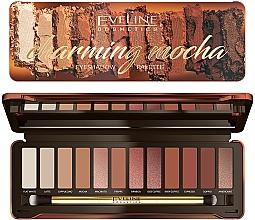 Kup Paleta cieni do powiek - Eveline Cosmetics Charming Mocha