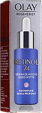 Kup Bezzapachowe serum do twarzy na noc - Olay Regenerist Retinol24 Night Serum