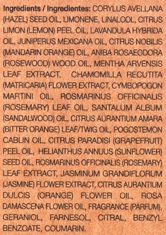 Olejek zapachowy odżywczy - Natura Bisse Spa Neuro-Aromatherapy Aroma Nectar Nutriv — фото N4