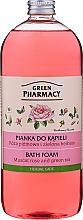 Kup Pianka do kąpieli Róża piżmowa i zielona herbata - Green Pharmacy