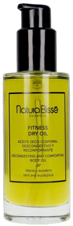 Relaksujący suchy olejek do ciała - Natura Bisse Fitness Dry Oil — фото N1