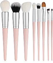Kup Zestaw pędzli do makijażu, 8 szt., różowy - Colordance