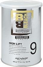 Kup Rozjaśniający puder do włosów - Alfaparf BB Bleach Blonde & Brunette Bleaching System 9 High Lift