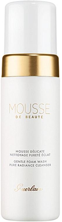 Delikatna pianka do mycia - Guerlain Mousse de Beauté — фото N1