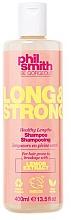 Kup Naturalny szampon do włosów z olejem konopnym - Phil Smith Be Gorgeous Long & Strong Healthy Lengths Shampoo