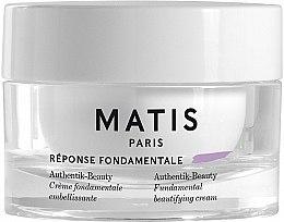 Kup Nawilżający krem do twarzy przywracający blask skórze - Matis Reponse Fondamentale Authentik-Beauty