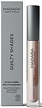 Kup Cienie do powiek i policzków - Madara Cosmetics Guilty Shades Eye & Cheek Multi Shadow
