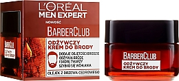 Kup Odżywczy krem do brody - L'Oreal Paris Men Expert Barber Club