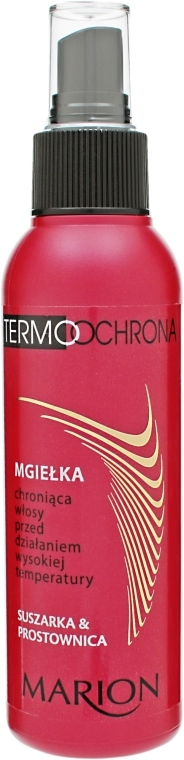 Mgiełka chroniąca włosy przed działaniem wysokiej temperatury - Marion Termo Ochrona