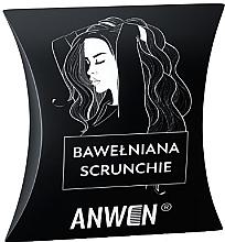 Kup Bawełniana gumka-scrunchie do włosów - Anwen
