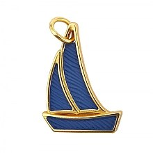 Kup Zawieszka charm do samochodu - Yankee Candle Sailboat Charming Scents Charm