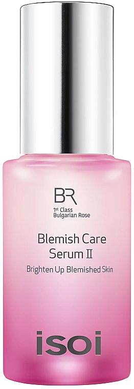 Serum do twarzy - Isoi Bulgarian Rose Blemish Care Serum II — фото N1