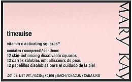 Kup Płatki pod oczy z aktywną witaminą C - Mary Kay TimeWise Activating Squares