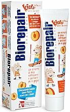 Kup Pasta do zębów dla dzieci Brzoskwinia - Biorepair Kids Milk Teeth