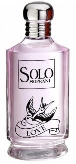 Luciano Soprani Solo Love - Woda toaletowa (tester z nakrętką) — фото N1