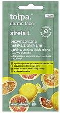 Kup Enzymatyczna maska z glinkami - Tołpa Dermo Face Strefa T (miniprodukt)