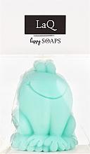 Kup Naturalne mydło ręcznie robione o zapachu kiwi Żaba - LaQ Happy Soaps