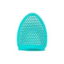 Kup Silikonowa szczoteczka do mycia twarzy, turkusowa - Avon