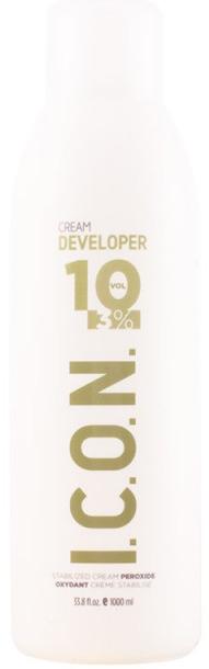 Oksydant w kremie 3% - I.C.O.N. Ecotech Color Cream Developer 10 Vol. — фото N1