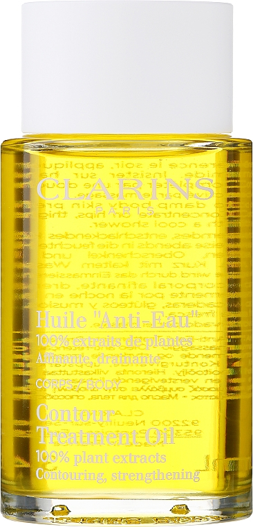 Modelujący olejek do ciała - Clarins Body Treatment Oil Anti-Eau
