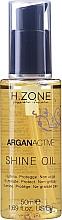 Serum do włosów - H.Zone Argan Active Shine Oil Serum  — фото N1