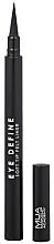 Kup Eyeliner w pisaku - MUA Eye Define Soft Tip Felt Liner