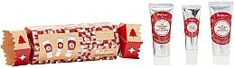 Kup Zestaw - Polaar Christmas 2020 Lapland Cracker Gift Set (mini/hand/cr/25ml + lip/balm/10ml + mini/cr/25ml)