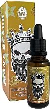 Kup Olejek do brody, Wanilia-mango - Man's Beard Huile De Barbe Parfumée