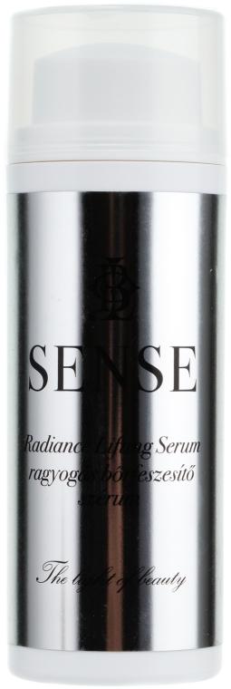Serum liftingujące do twarzy - Kallos Cosmetics Sense Radiance Lifting Serum — фото N1