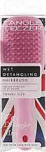 Kup Szczotka do włosów - Tangle Teezer The Wet Detangler Mini Baby Pink Sparkle
