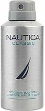Kup Nautica Classic - Perfumowany dezodorant w sprayu dla mężczyzn
