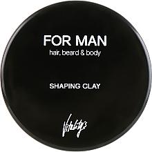 Kup Glinka do stylizacji włosów - Vitality's For Man Shaping Clay