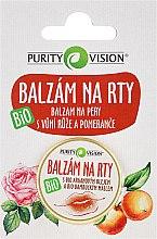 Kup Balsam do ust z bioolejem arganowym - Purity Vision Bio Lip Balm