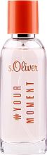 Kup S.Oliver #Your Moment Women - Woda toaletowa