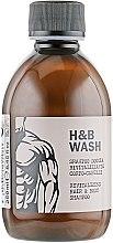 Kup Rewitalizujący szampon-żel pod prysznic dla mężczyzn - Dear Beard Hair & Body Wash Revitalizing Shampoo